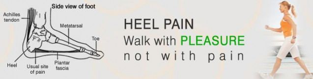 Heel Pain Treatment Package