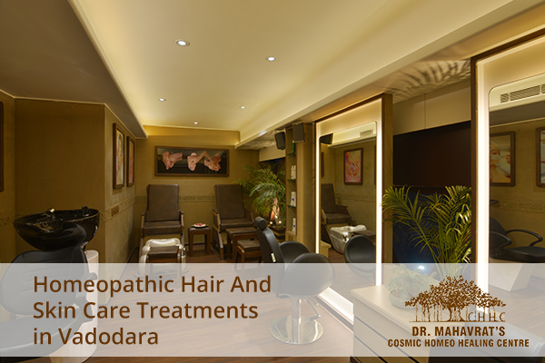 Homeopathic Hair And Skin Care Treatments in Vadodara