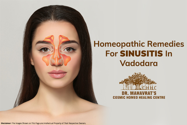Homeopathic Remedies For Sinusitis In Vadodara