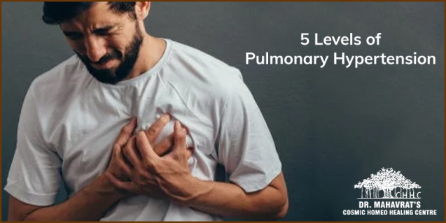 5 Levels of Pulmonary Hypertension