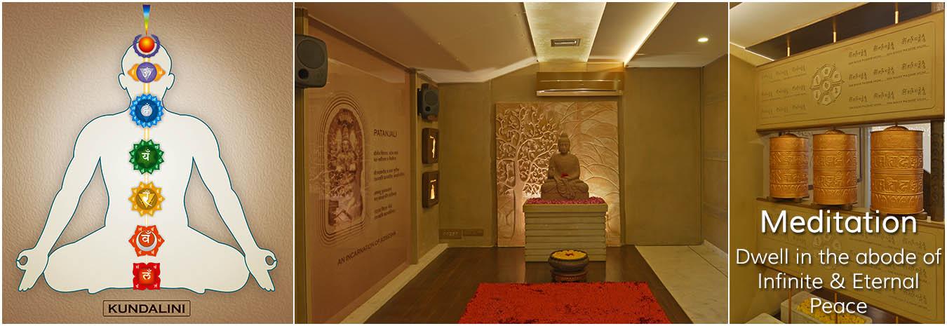 Meditation Cosmic Homeopathy Healing Centre