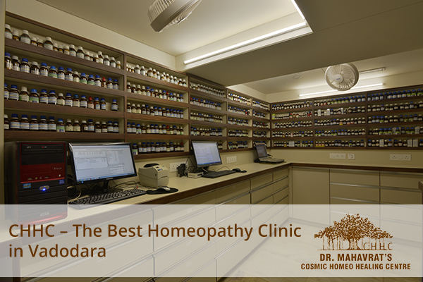 Cosmic Homeo Healing Center – The Best Homeopathy Clinic in Vadodara