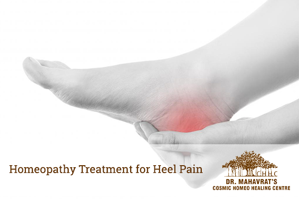 Homeopathy Treatment for Heel Pain by Dr. Mahavrat Patel
