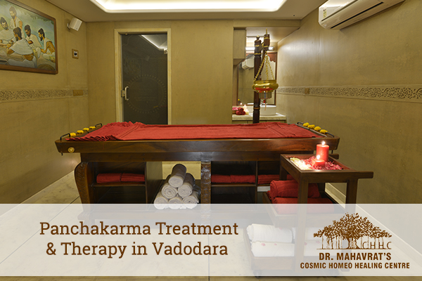 Panchakarma Treatment & Therapy in Vadodara by Dr. Mahavrat Patel