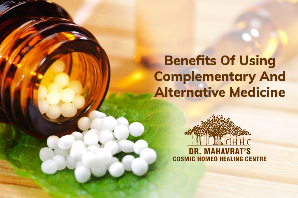Benefits Of Using Complementary And Alternative Medicine