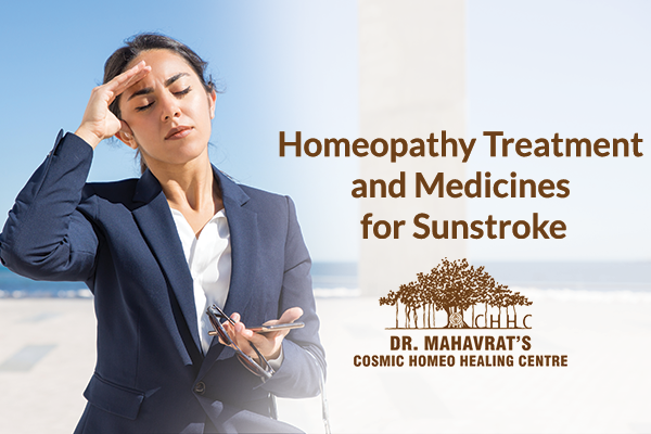 Homeopathy Treatment and Medicines for Sunstroke