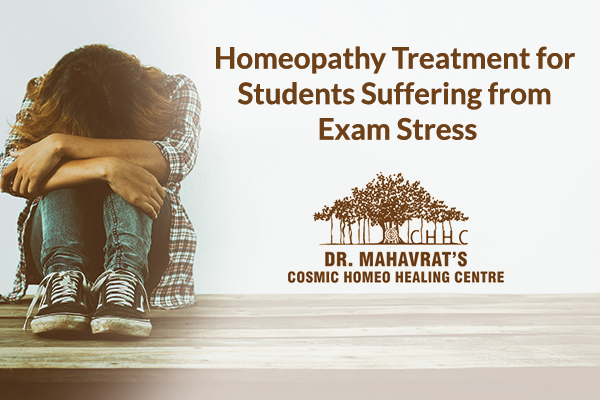 Homeopathy Treatment for Students Suffering from Exam Stress