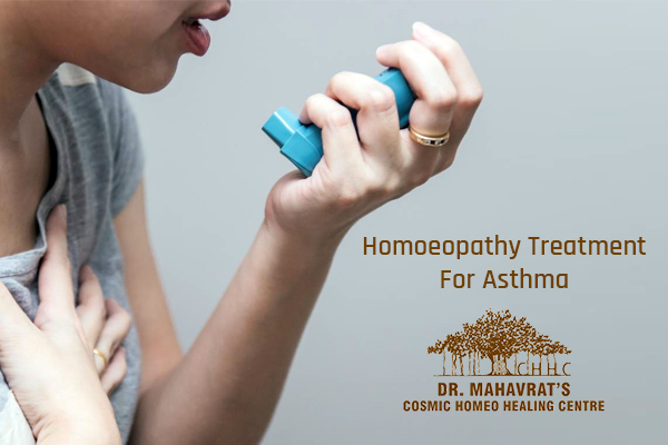 Homoeopathy Treatment For Asthma