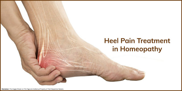 Heel Pain Treatment in Homeopathy